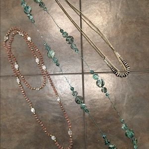 Jewelry - ✅Bundle of 3 Long Necklaces